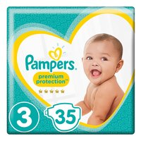 PAMPERS Premium protect 3 6-10kg 35st