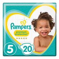 PAMPERS Premium protect 5 11-16kg 20st