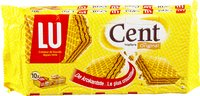 LU CENT WAFERS  10x45g