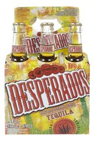 DESPERADOS bier-tequila 5,9%vol 6x33cl