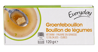 EVERYDAY bouillon groenten 12x10g