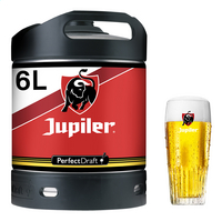 JUPILER pils Perf. Draft 5,2%vol fût 6L