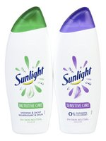 SUNLIGHT douche Nutritive/sensitiv 500ml