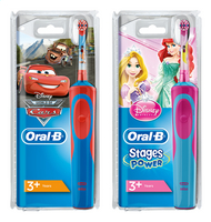ORAL-B el.tandenborst. Power Kids ass.