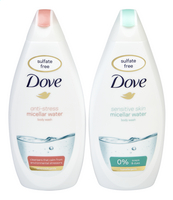 DOVE douche micel.sens/anti str. 500ml