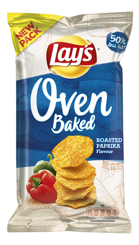 how to cook oven baked chips