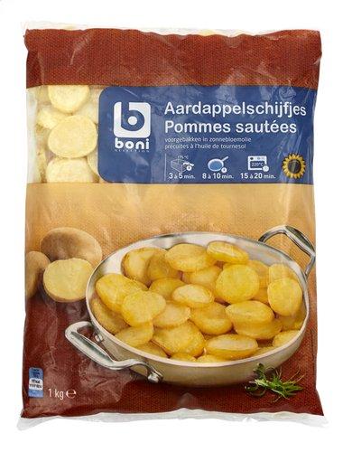 Boni Selection Pommes De Terre Sautees Congelees 1kg Colruyt