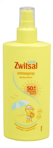 ZWITSAL spray solaire SPF50 200ml
