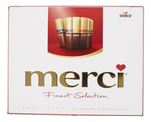 MERCI mix Finest Selection 250g