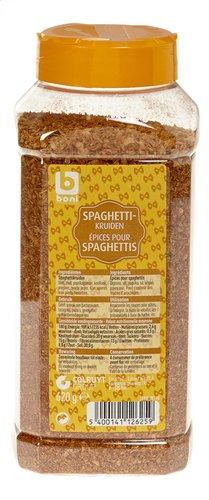 spaghetti met kruiden
