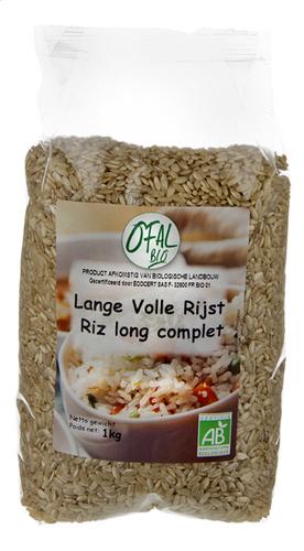 volle rijst