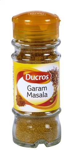 ducros pices garam masala 30g colruyt. Black Bedroom Furniture Sets. Home Design Ideas