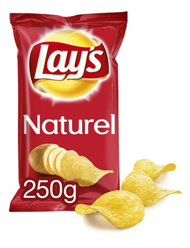 LAY'S naturel XL 250g