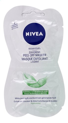 NIVEA Visage masque-film exfoliant