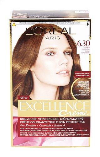 Loréal Excellence Haarverf 630 Donker Goudblond Colruyt