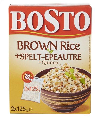 spelt rijst