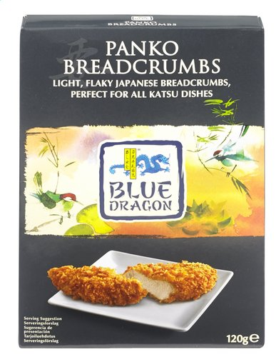 BLUE DRAGON Panko broodkruimels 120g
