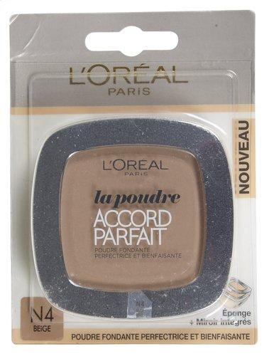 De Teint Fond Beige L'oréal Parfait4 Accord PoudreColruyt J3c5K1uFTl