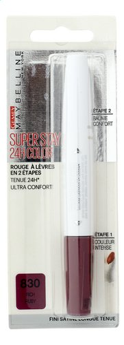 MAYBELLINE Superstay rouge à lèvres 830