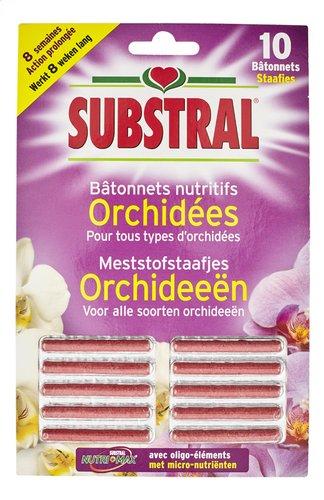 Substral engrais orchid es 10 b tonnets colruyt for Engrais 10 10 10