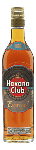 HAVANA CLUB ESPECIAL rum 40,0%vol 70cl