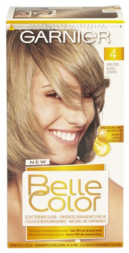 Garnier Belle Color Coloration 4 Blond Cendré Colruyt