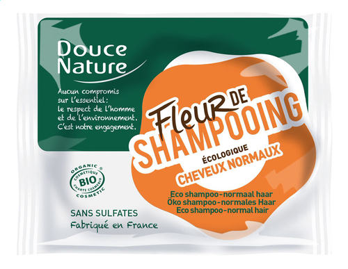 DOUCE NATURE vaste shamp. norm. haar 85g