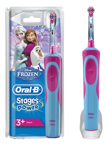 ORAL-B Power Stages Kids BD R.Neiges