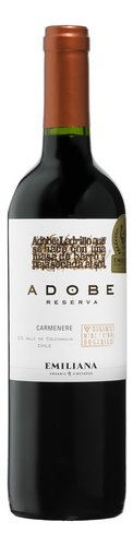 Bio Adobe Carmenere Chili