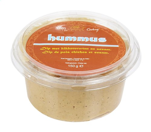 HAPPY COOKING hummus 150g
