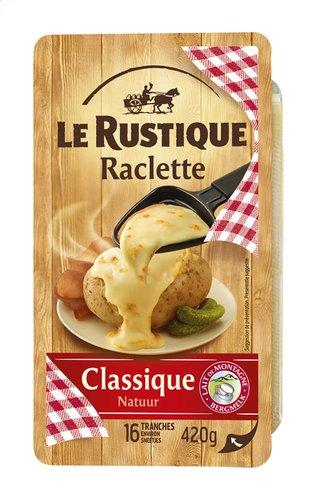 le rustique fromage pour raclette 420 g colruyt. Black Bedroom Furniture Sets. Home Design Ideas