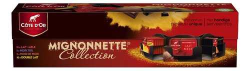 CÔTE D'OR MIGNONNETTE collection 300g