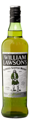 WILLIAM LAWSON'S whisky 40,0%vol 70cl
