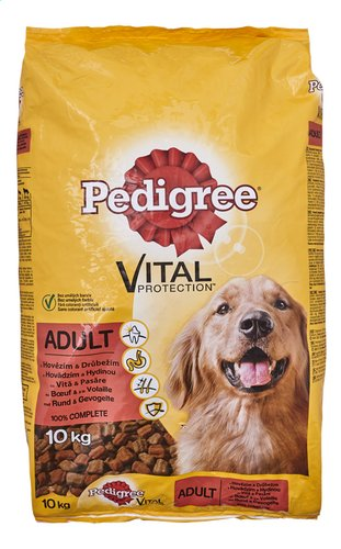PEDIGREE Dry adult boeuf-volaille 10kg
