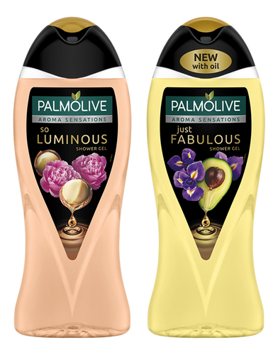 PALMOLIVE douchegel lumin/fabulous 500ml