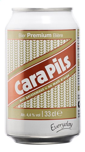 EVERYDAY CARA PILS 4,4%vol canette 33cl