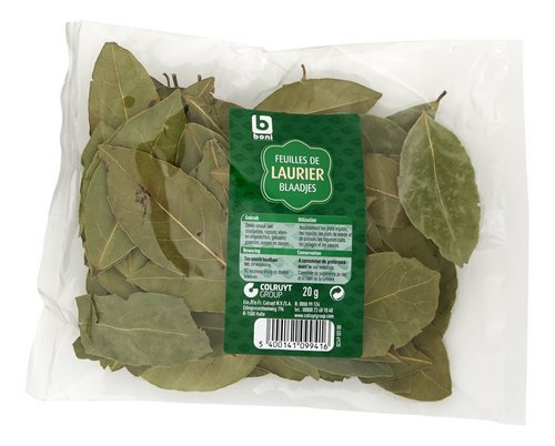 BONI SELECTION feuill.laurier sachet 20g